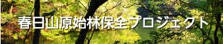 春日山原始林保全プロジェクト
