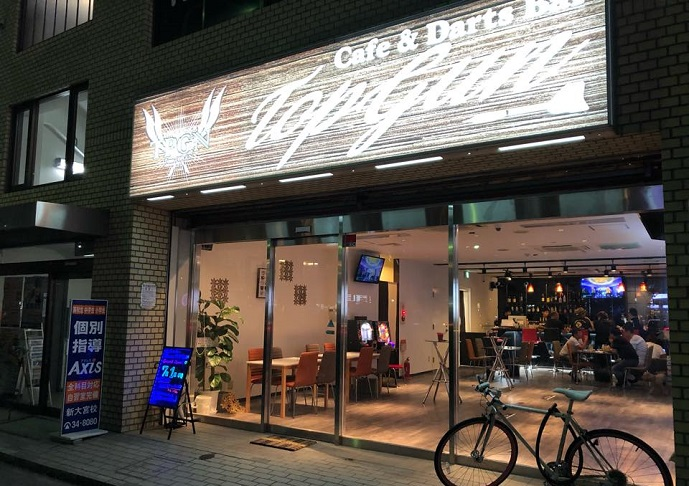 Cafe&BarDartsTOPGUN